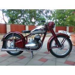 Jawa, r.v. 1950